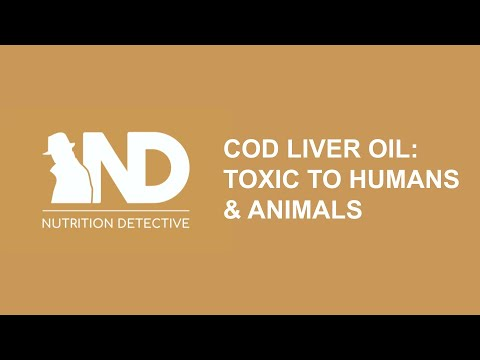 Cod Liver Oil - Why You Should Avoid