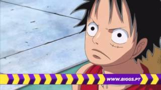 One Piece: Especial Merry - Anúncio de Estreia Biggs