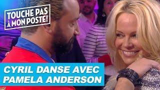 Cyril Hanouna danse avec Pamela Anderson !