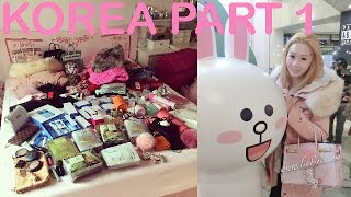 SHOPPING IN SEOUL - KOREA ♥ PART 1