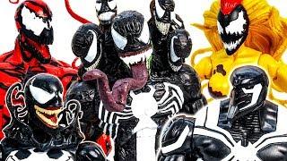 Веном Колекція Іграшок~! Крик Карнаж бій футів монстр Venomized армія - іграшка Марвел