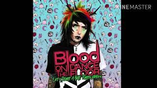Fallen star instrumental Blood On The Dance Floor