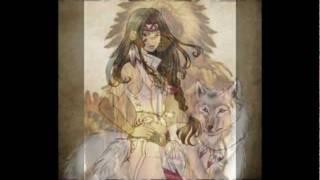 Native America & England Hetalia