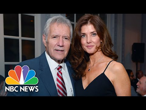 Alex Trebek's Legacy Of Giving Continues To Inspire After His Passing   NBC Nightly News