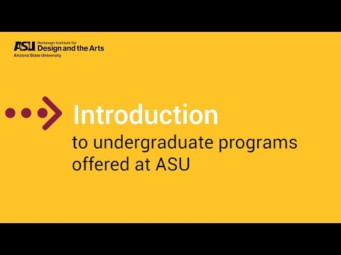 Herberger Institute For Design And The Arts: Introduction
