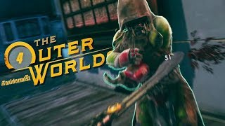 ¿'El Coleccionista' ha hecho ésto?   The Outer Worlds w/ Taxi