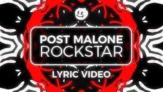 Video Post Malone ‒ rockstar (Lyrics) ft. 21 Savage download MP3, 3GP, MP4, WEBM, AVI, FLV Maret 2018