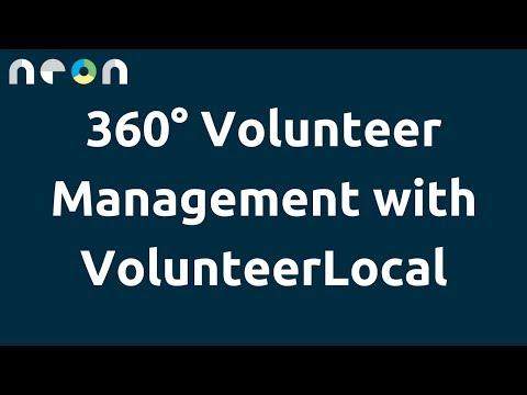 360° Volunteer Management With VolunteerLocal
