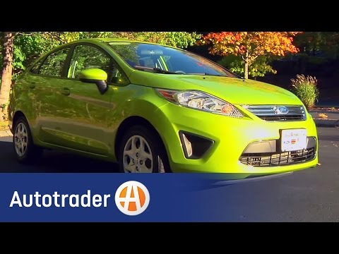 2011 Ford Fiesta - AutoTrader New Car Review