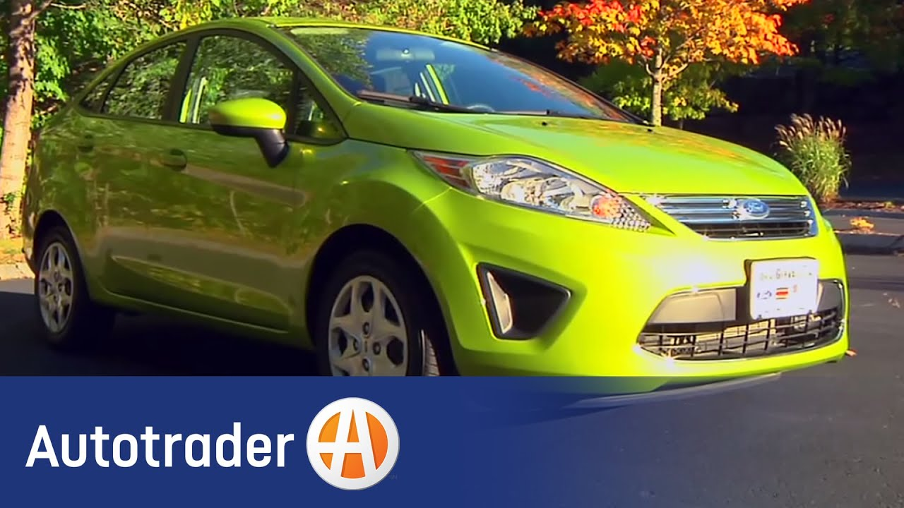 2011 ford fiesta - sedan | new car review | autotrader - youtube