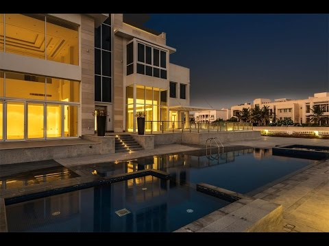 Luxury Villa, Emirates Hills, Dubai, UAE | Gulf Sotheby's International Realty