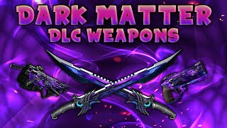 One of ImMarksman's most viewed videos: BO3 SnD ALL DARK MATTER DLC WEAPONS - NX ShadowClaw, Fury's Song, Iron Jim, Marshal 16 & MX Garand