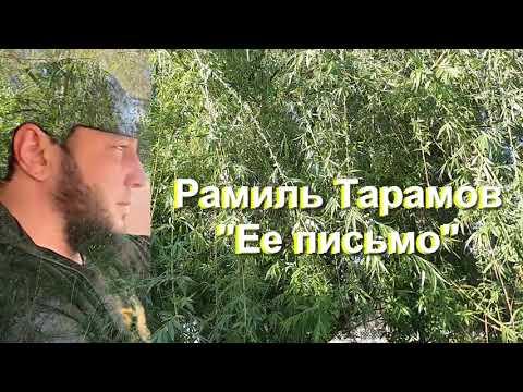 Ее письмо! Чеченец спел классную песню. Рамиль Тарамов 2021