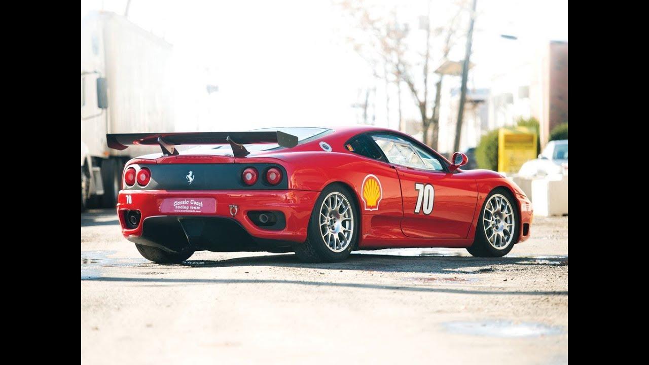 2001 Ferrari 360 Challenge Youtube