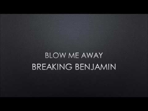 Breaking Benjamin & Valora - Blow Me Away (Lyrics)