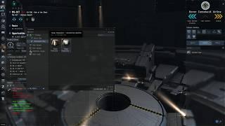 EVE Online -The Maze 10/10 Tengu (Guristas Complex)