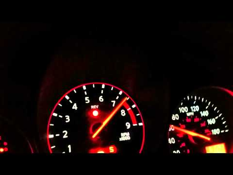 Nissan 370z Base automatic 0-60mph, and accelerations over 120mph in D and manual mode. FULL HD from YouTube · Duration:  55 seconds