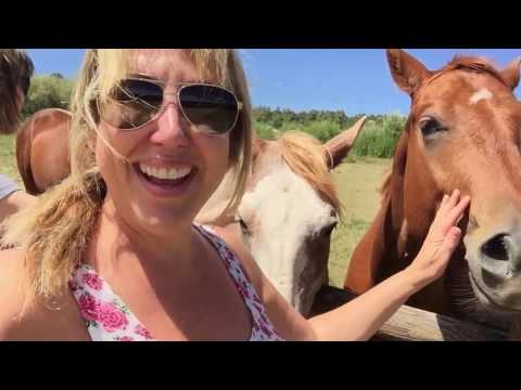 A Brush Creek Ranch Adventure with Adventure Girl