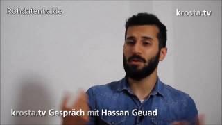 Hassan Geuad über Migration / Flüchtlinge / Islamisten