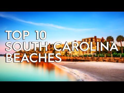 ✅ TOP 10: Best Beaches In South Carolina
