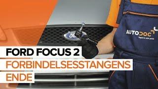 Nybegynder video vejledning til de mest almindelige Ford Focus dnw reparationer