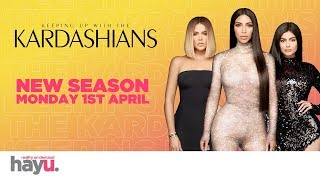 New Episodes April 1st | Keeping Up With The Kardashians | hayu