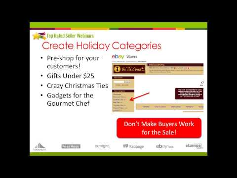 The time is NOW! Preparing Your eBay Business to Maximize Holiday Sales