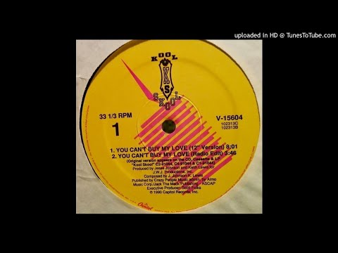 Kool Skool~You Can't Buy My Love [Extended 12 Version]