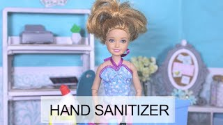 Isolation Crafting with Stacie (Hand Sanitizer) - A Sam & Mickey Miniseries