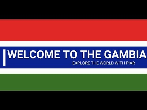 Travel vlog : Welcome to the Gambia! (Banjul 2018) | Piarko Vlogs
