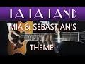 Mia & Sebastian's Theme - Justin Hurwitz (La La Land OST) Guitar Cover | Anton Betita video & mp3