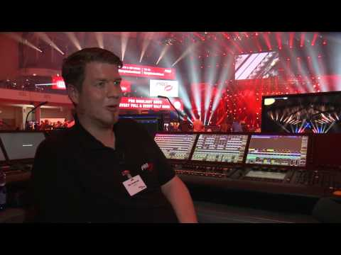 Behind the Scenes - PRG Prolight + Sound 2017 Highlight Show