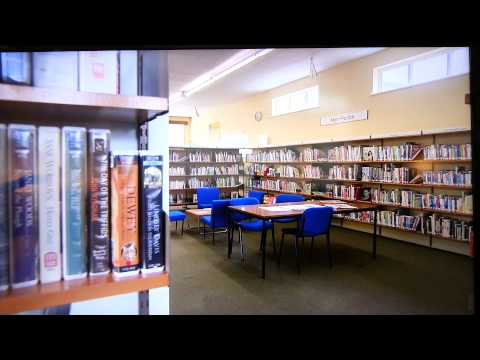 Denton West End Library - Saved