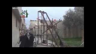 Syrian Catapault