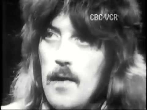 Jon Lord Interview from 1969 - Canadian TV