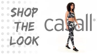 Shop The Look - Casall Palm Print | SportsShoes.com