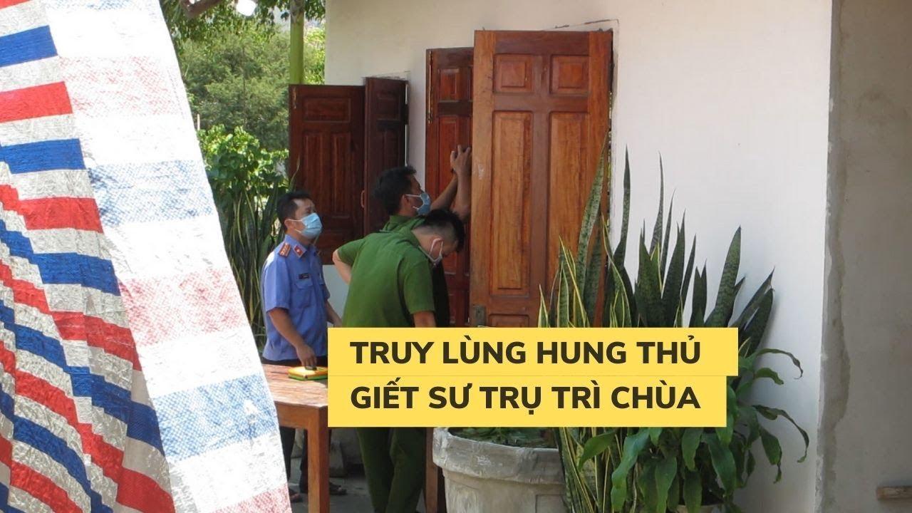 Bộ Công an vào cuộc truy lùng hung thủ giết chết sư trụ trì chùa Quảng Ân