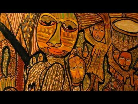 Prince Twins Seven-Seven:  Healing of Abiku Children - Indianapolis Museum of Art