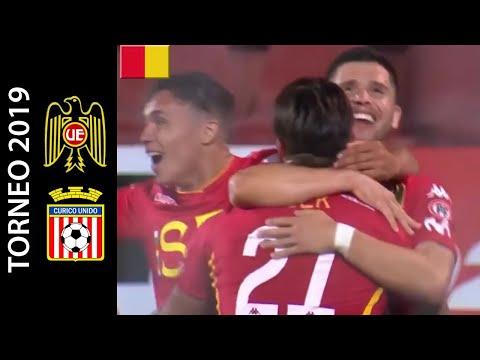Unión Española 2-1 Curicó Unido - Campeonato Nacional 2019 - Goles