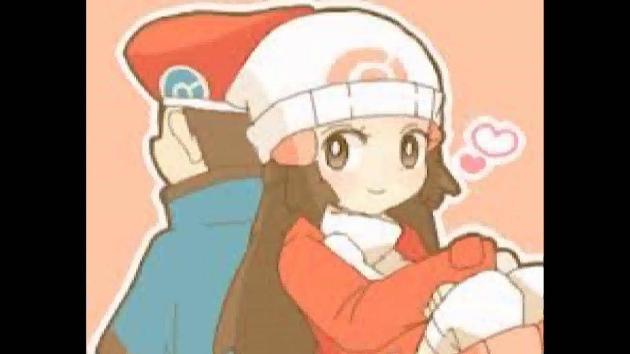 pokemon fortuneshipping lucia x lucius youtube