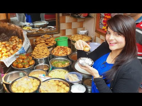 Old Delhi Street Food | Indian Street Food