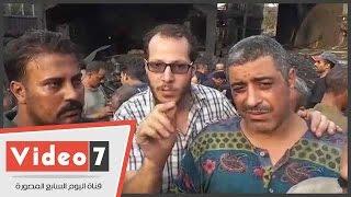 """بالفيديو..عمال شركة الكوك :""""رئيس الشركة القابضة من أيام مبارك ولم يقال حتى الآن """""""