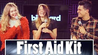 """First Aid Kit on """"It's a Shame"""" & If They're Folk [FULL INTERVIEW]"""