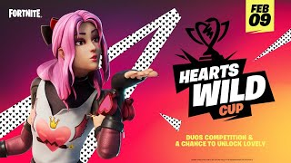 New VALENTINE'S DAY Tournament! (Fortnite Battle Royale)