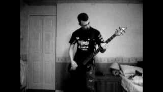 Children Of Bodom - In Your Face Bass Cover