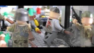 LEGO ANIMATION|Великая Отечественная война№2|World war two №2