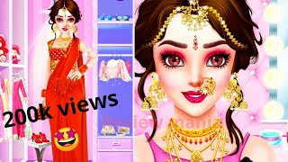 Indian Barbie Makeup And Dress Up Salon. Indian Wedding Makeup Game. Barbi Doll Makeup Game For All.