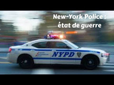 New-York Police : état de guerre