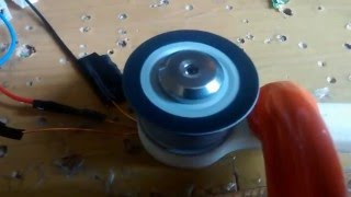 MODIFIED CD ROM BRUSHLESS MOTOR FOR RC
