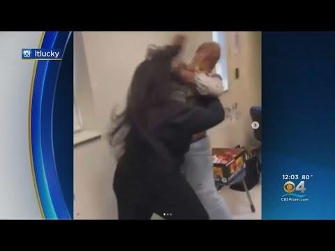 miami-dade-schools-police-investigating-miami-central-high-classroom-brawl
